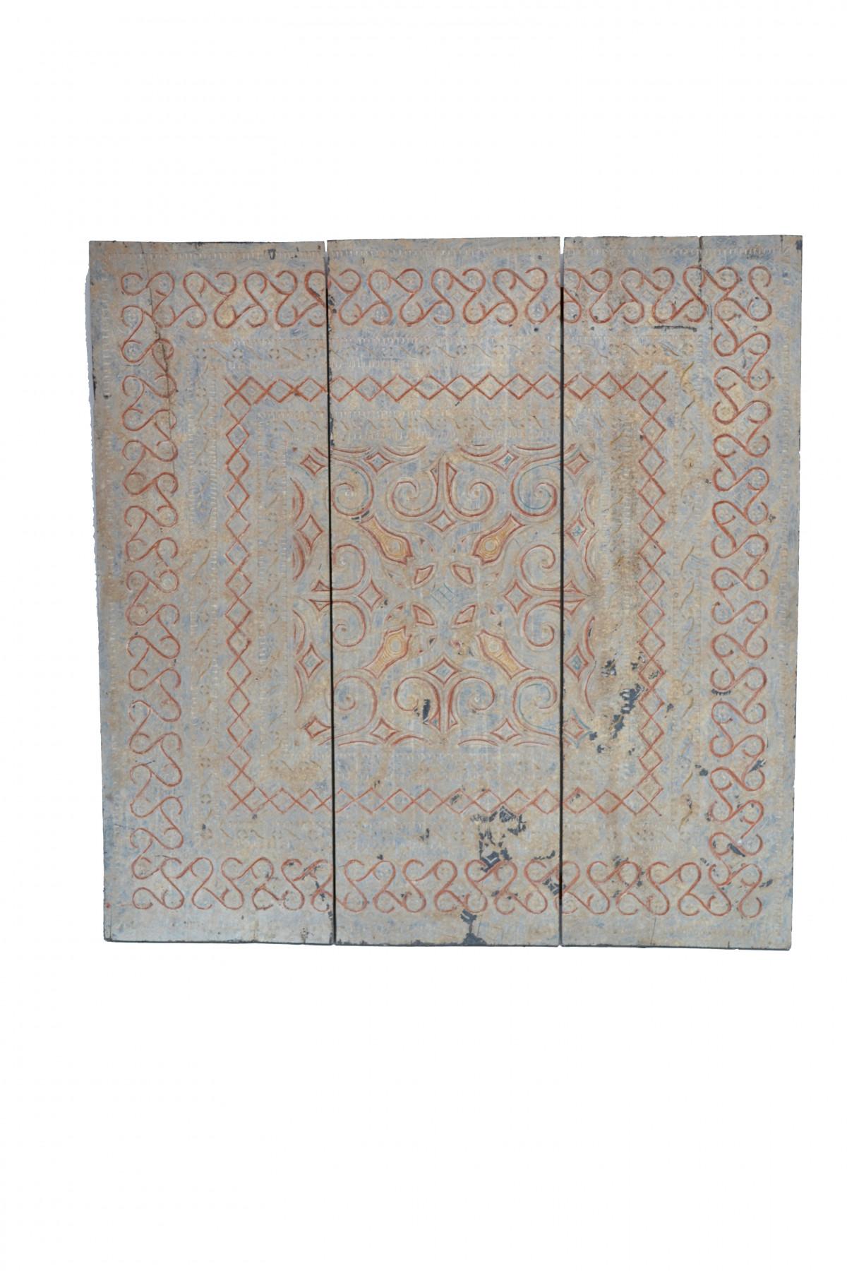 Panneau Toraja 1
