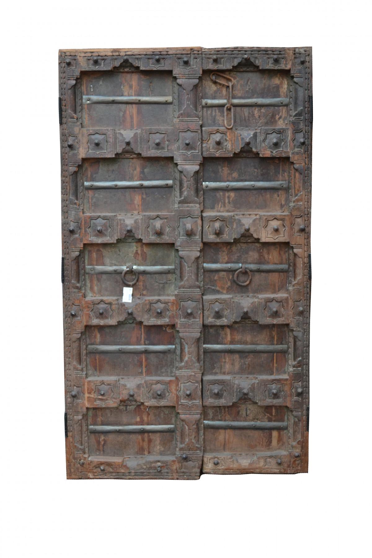 Ancienne porte de Haveli 1