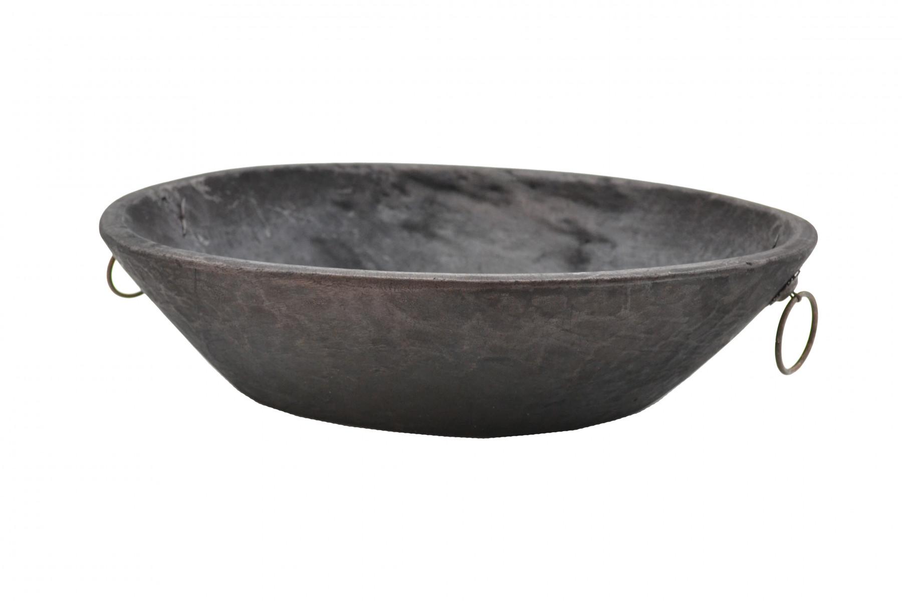 Ancien plat en bois 1