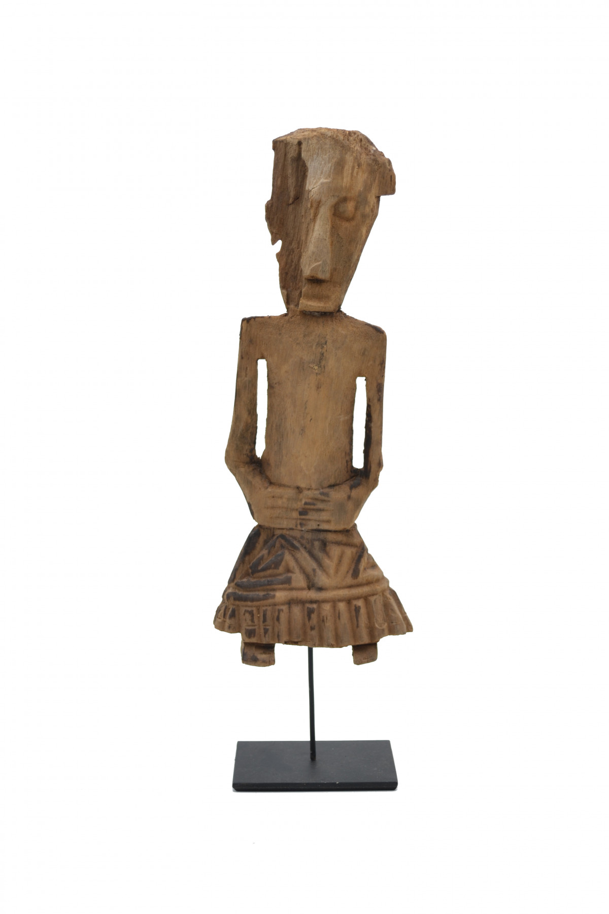 Panneau en bois du Timor 1