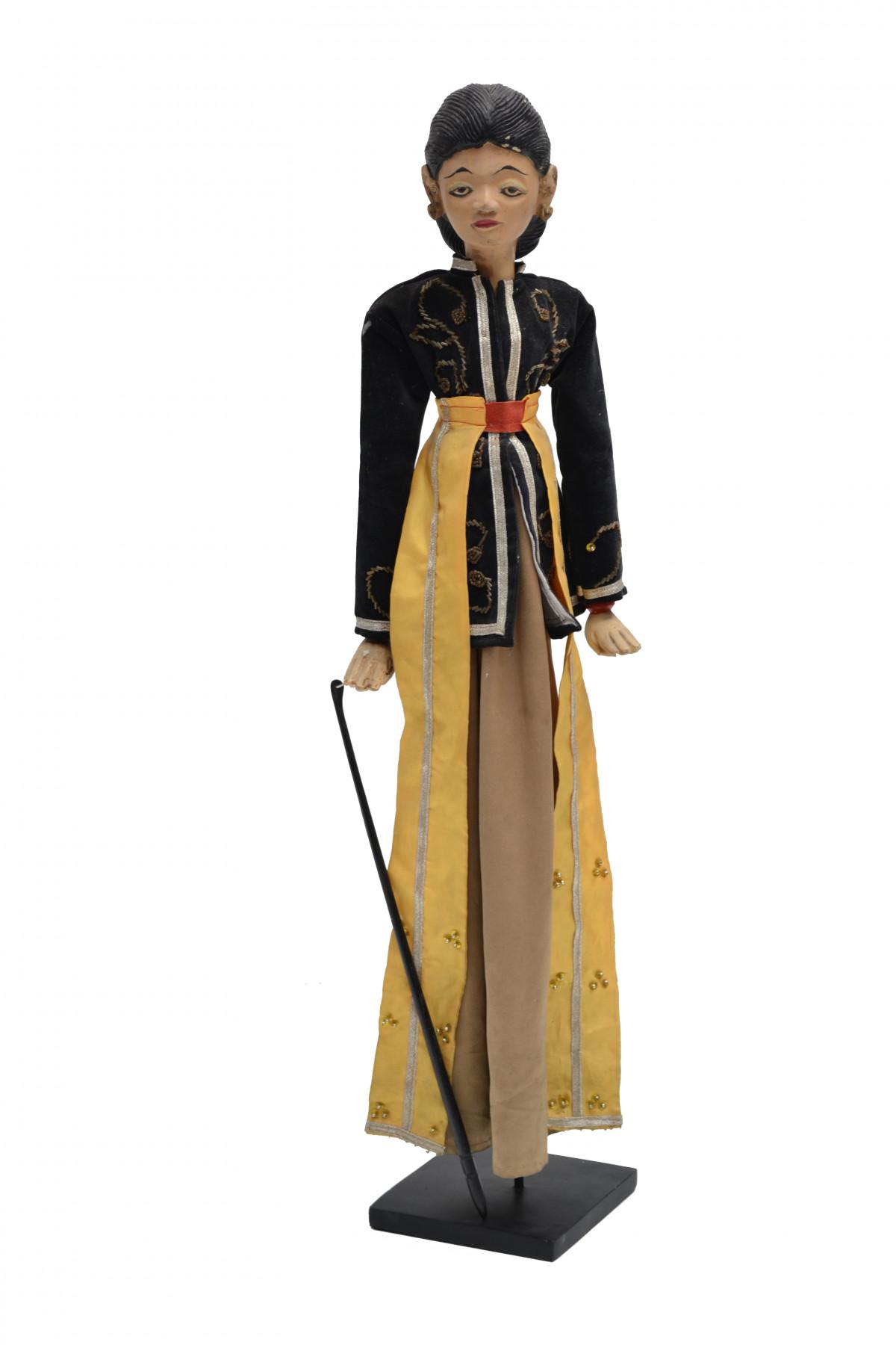 Marionnette indonésienne 1