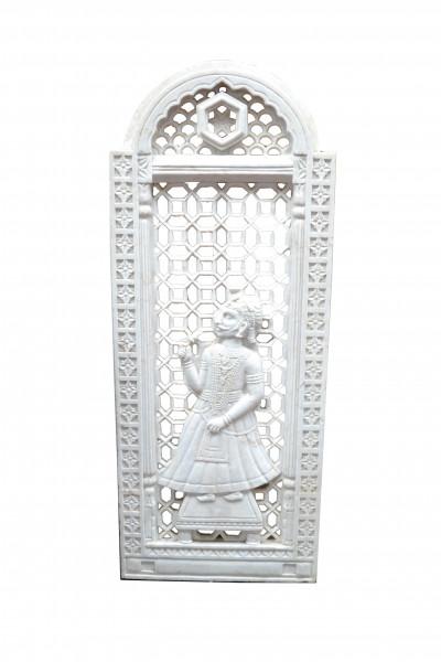 Jali en marbre