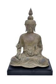 Bouddhas en bronze