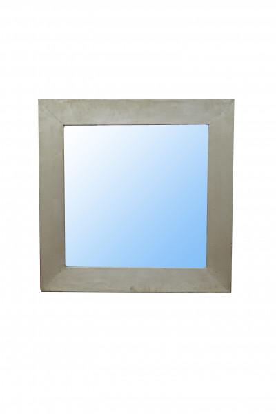 Miroir nickel carré
