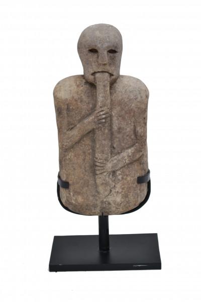 Statue en pierre du Timor